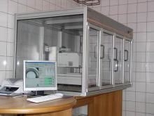 Röntgensugaras rétegvastagságmérő